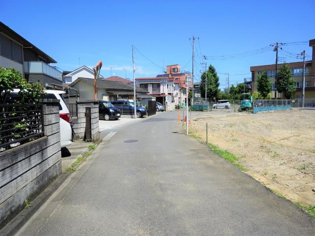北川道路写真