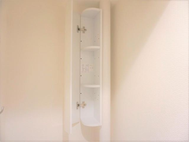 トイレ 簡易収納