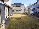 お庭(南面)3